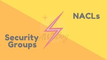 AWS Security Groups VS NACLs